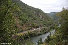Objetivo cumplido! (yagoortiz) Tags: renfe 594012 peares tren trd railway galicia cañonesdelsil