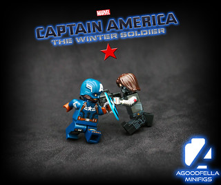 Captain America: The Winter Soldier �👊 [A DAY IN THE LIFE]