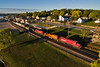 LeClaire (Trainboy03) Tags: canadian pacific cp 2282 leclaire iowa ia