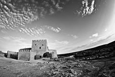 Fished Castle (Javier Medina M.) Tags: castle castillo peñaroya españa spain