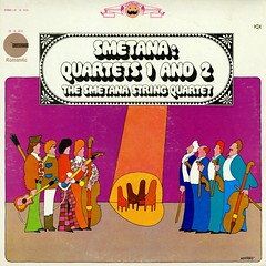 Quartets 1 and 2 (grooveisintheart) Tags: lp record vinyl groovy mod graphicdesign vintage albumcover