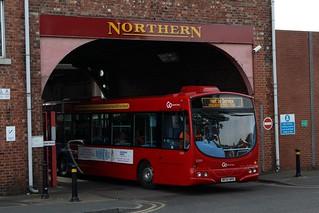 Go North East: 5209 / NK54 NVD