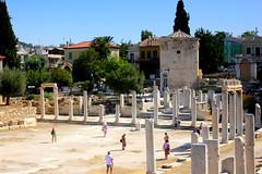 Roman Agora (ika_pol) Tags: athens acropolis greece ancientgreece ancientruins ancient antiquity geotagged