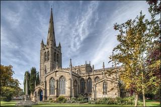 Oakham All Saints Church 3