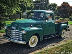 1949 Chevrolet 3100 Pickup (robtm2010) Tags: seekonk massachusetts usa newengland motorvehicle vehicle truck pickup 1949 gm generalmotors chevrolet chevy 3100 iphone5 iphone