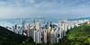 No Space to rent in this Town - Hongkong 82/188 (*Capture the Moment*) Tags: 2017 birdsview central hongkoisland hongkong kowloon panoshot panorama panoramaview panoramablick peak sonya7m2 sonya7mii sonya7mark2 sonyfe2470mmf4zaoss sonyilce7m2 thepeak victoriaharbour vogelperspektive wanchai vonoben