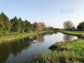 Indian Summer, Kromme Rijn, Odijk, Netherlands - 0070