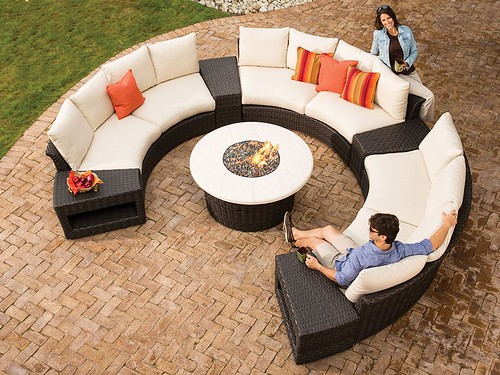 rattan outdoor furniture cushions