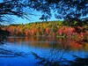 Sky Pond Color 10-17-17 (walter_g) Tags: sonya6000 minoltamd28mmf28 rawtherapee53 gimp296 nikcolorefexpro
