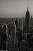 Empire State buildiing (POLEA2012) Tags: empirestate newyork monochrome bw skyscrapper