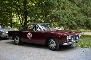 Lancia Flaminia Convertibile Touring Superleggera