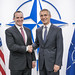 The Special Presidential Envoy for the Global Coallition to defeat ISIS visits NATO