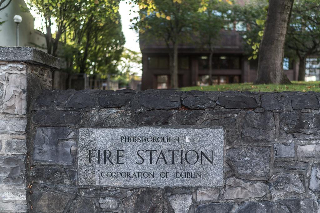 NO 3 FIRE STATION [DUBLIN FIRE BRIGADE PHIBSBORO]-133031