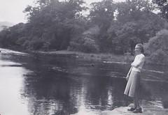 Killarney Ireland 1948 (Bury Gardener) Tags: ireland europe 1940s 1948 blackandwhite bw oldies old snaps scans people folks