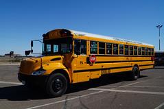 Wall Hawks IC CE #75 (sj3mark) Tags: wall hawks wallisd ic icbus ce schoolbus activitybus
