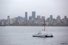 Skyline (Clayton Perry Photoworks) Tags: vancouver bc canada autumn fall explorebc explorecanada boat jericho