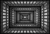 Vanishing Point (PhotoChampions) Tags: sprinkenhof bnw sw schwarzweiss hamburg deutschland germany architecture architektur experimental perspective perspektive fluchtpunkt