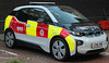 LF16 YXK (Ben Hopson) Tags: lfb london fire brigade officer car lambeth station bmw 9 i3 electric