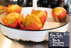 Mini-Gateaux (Bill in DC) Tags: nm newmexico santafe food bakeeries clafoutis