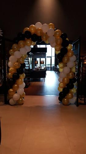 Ballonboog 6m Hotel van der Valk Sneek