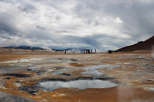 """Námaskarð geothermal area • <a style=""""font-size:0.8em;"""" href=""""http://www.flickr.com/photos/22350928@N02/37310117510/"""" target=""""_blank"""">View on Flickr</a>"""