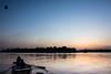 Ravi Kinaray (High Blue) Tags: ravi riverravi kinaray lahore locallylahore riverflowingwithcity water riverbed boat boating