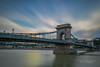 Széchenyi lánchíd (chain bridge) after sunset (tbnate) Tags: bridge chainbridge széchenyilánchíd budapest hungary duna dunariver danube danuberiver clouds longexposure water river smooth tbnate nikon nikond750 d750 tamron tamron1530 ultrawideangle ultrawide city cityscape architecture outdoor outside sky sunset