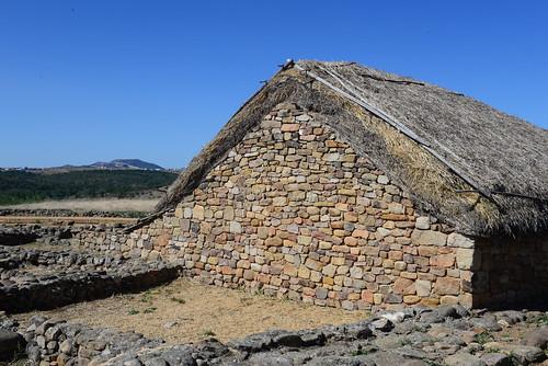 DAV_4869 Yacimiento Arqueológico de Numancia