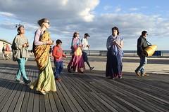 Seeking Krishna (-»james•stave«-) Tags: newyork nyc brooklyn city urban street coneyisland beach boardwalk seaside people faces sunlight harekrishna harmony pure consciousness devotion meditation energy divine chant mantra hinduism soul spirituality nikon d5300