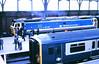 Slide 107-69 (Steve Guess) Tags: british rail nwse train station railway waterloo lambeth london england gb uk 50023 howe class50 class455