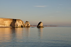 Freshwater Bay (Martin P Perry) Tags: freshwater isleofwight calm water reflections bluesky autumn sea vacation reflection