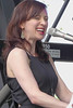 Sarah Slean (peterkelly) Tags: digital northamerica canada ontario toronto echobeach 2017 cbcmusicfestival concert music musician mike mic microphone singer singing beautiful woman sarahslean piano playing player