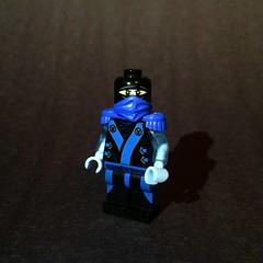 Sub-Zero (Raleigh2900) Tags: zero sub x 3 mortalkombat lego