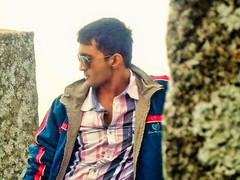 Manju Kaushik - Nandi Hills (manjukaushik) Tags: nandihills manju kaushik manjukaushik bikeride bangalorehero amcec bangalore