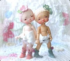 DSC05953 (Lindy Dolldreams) Tags: irrealdoll dolls bjd ery babies girls diapers jiajiadoll