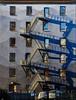 fire escape (TeRo.A) Tags: paloportaat fireescape shadow lahti saimaankatu portaat stair