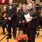 "<b>Homecoming Concert</b><br/> The 2017 Homecoming Concert, featuring performances from Concert Band, Nordic Choir, and Symphony Orchestra. Sunday, October 8, 2017. Photo by Nathan Riley.<a href=""//farm5.static.flickr.com/4451/37497402130_6beb7d657e_o.jpg"" title=""High res"">∝</a>"