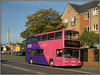 UNO 283 (Jason 87030) Tags: 283 uno 19 2017 northampton northants town sunny october alx400 dennis trident doubledecker pink purple sn51syr rare pretty exclusive capture explore exist amazing pro amateur snap photo super great fantastic world bright light art photograph new trip uk sky travel sweet yummy bestoftheday smile picoftheday life allshots look nice likes lol flickr photostream bus vehicle