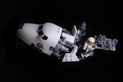 Gravity (Ildar-Zakhar) Tags: lego moc gravity space