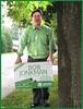 Bob's second Sign (Kitchener Conestoga Greens) Tags: 2015 elxn42 kitchener—conestoga gpc greenpartyofcanada bobjonkman federalelection canada ontario waterlooregion woolwichtownship wellesleytownship wilmottownship kitchener elmira