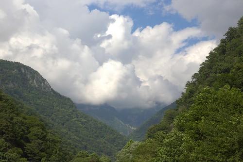 Жоэкварское ущелье (Zhoekvar Gorge)
