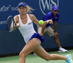 IMG_9727. Magda Linette (POL) (lada/photo) Tags: magdalinette wta tennis westernsouthernopen ladaphoto nike
