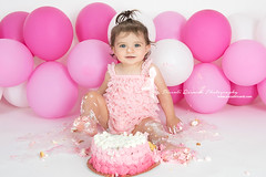 Piccoli Ricordi Photography - Cake Smash Portfolio (piccoliricordiphotography) Tags: cakesmash smashcake smash cake torta primo compleanno first birthday balloons palloncini rosa pink smile sorriso