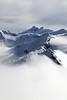 Between clouds (johan.vanlent) Tags: alps alpes alpen alpi austria grossglockner