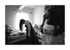 At the last minute (Jan Dobrovsky) Tags: biogon21mm people reallife leicam10 wedding rural gypsies indoor krásnálípa monochrome backlight room blackandwhite northernbohemia social roma document