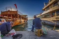 Ayvalık Limanı (mustafa taskin) Tags: ayvalıkbalıkesirturkiye ayvalık liman deniz mustafataşkın