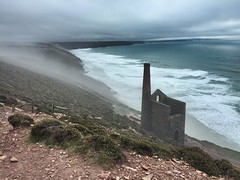 Wheal Coates (mplatt86) Tags: grass stagneshead stagnes cornish tinmine kernel ocean atlantic waves sky history cliff sea cornwall coast mining mine tin coates wheal