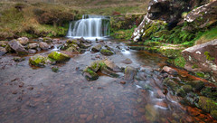 At The Foot OF The Mountain (mak_9000) Tags: breconbeacons stream mountainfoot slowshutter longexposure