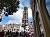 Utrecht  -  Stad Utrecht  -  De Domtoren (Sjim Geugjes) Tags: utrecht stad de domtoren