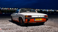 Porsche 914 (m.grabovski) Tags: porsche 914 youngtimer warsaw warszawa polska poland mgrabovski
